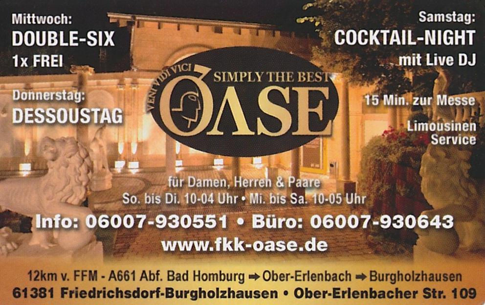 FKK Oase Burgholzhausen